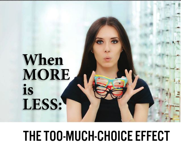 53eec9643e Optical retailers recognize that customers crave choice